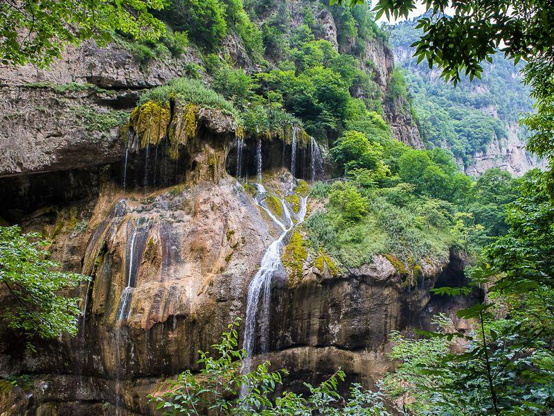 Полет на параплане и поэзия Чегемского ущелья - экскурсия в Нальчике