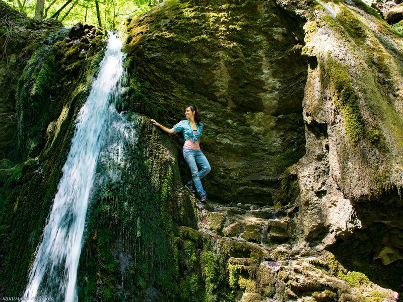 Заповедный Крым: трекинг к водопадам Головкинского - экскурсия в Алуште