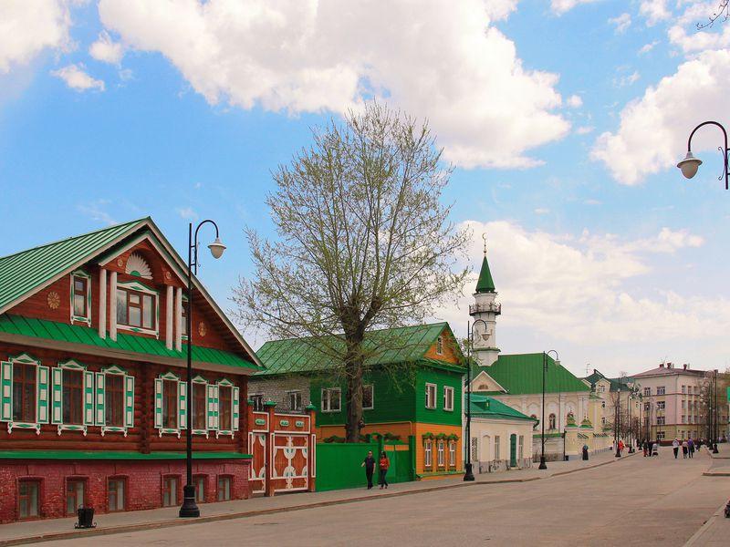 Шедевры Старо-Татарской слободы: мечети иусадьбы - экскурсия в Казани
