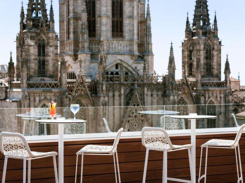 По крышам и террасам Барселоны - экскурсия в Барселоне