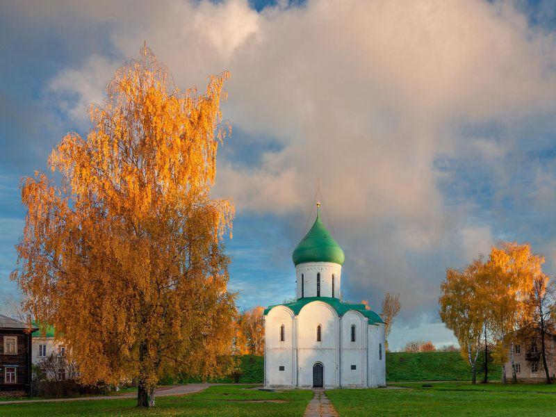 Групповая экскурсия по старинному Переславлю - экскурсия в Переславле-Залесском