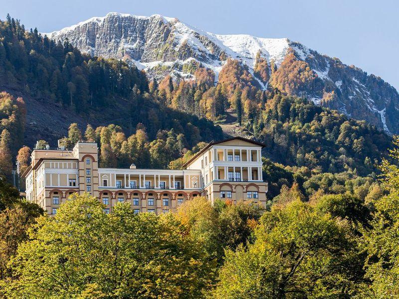 Курорты Красной Поляны - экскурсия в Сочи