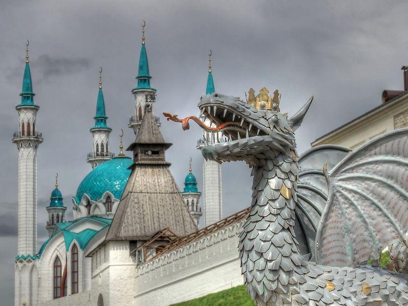 Казань: на автобусе по городу и пешком по кремлю - экскурсия в Казани