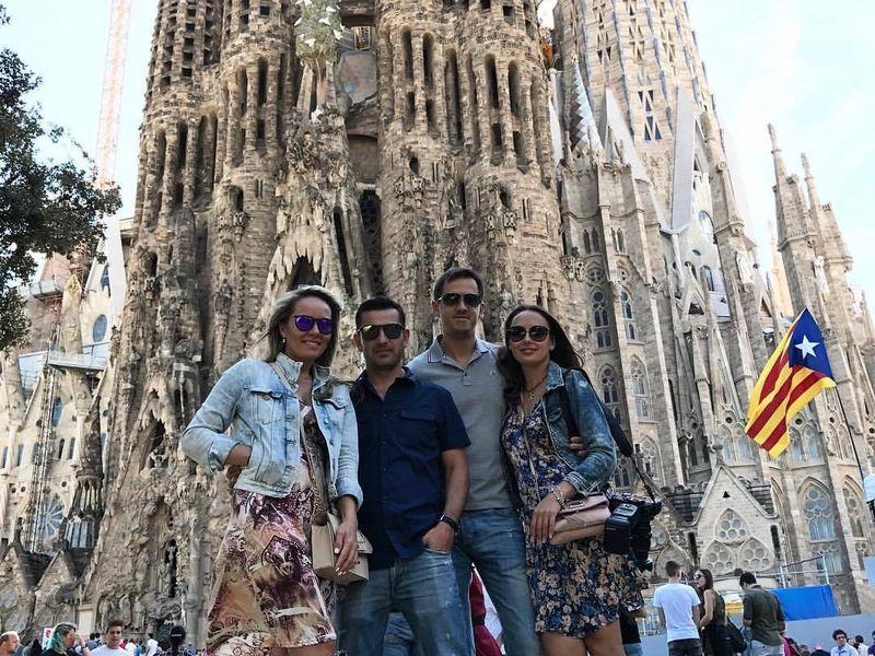 Влететь в Барселону! (трансфер + обзорная экскурсия) - экскурсия в Барселоне