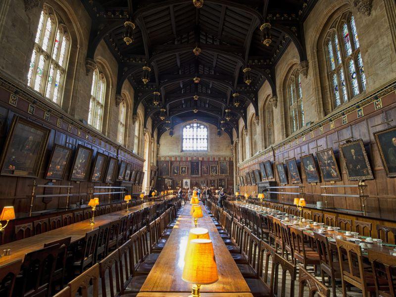 Путешествие в Оксфорд - экскурсия в Лондоне