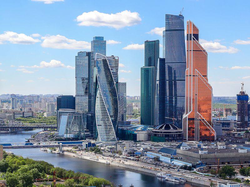 Москва-Сити — история столичных небоскребов - экскурсия в Москве