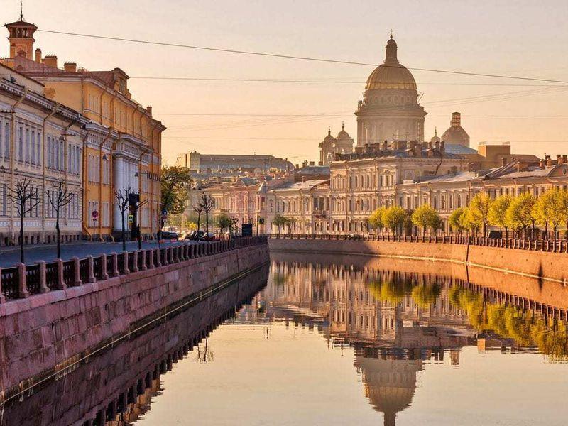О Петербурге с любовью! - экскурсия в Санкт-Петербурге