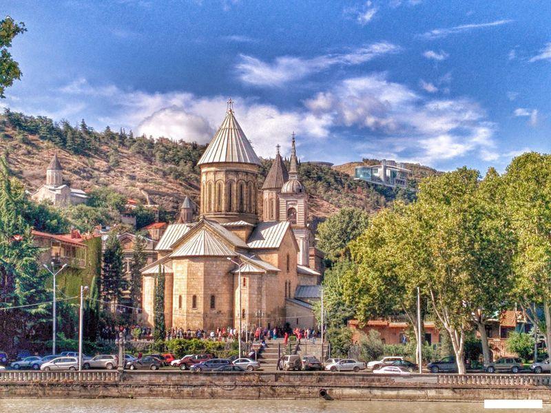 Тбилиси вдоль и поперек - экскурсия в Тбилиси
