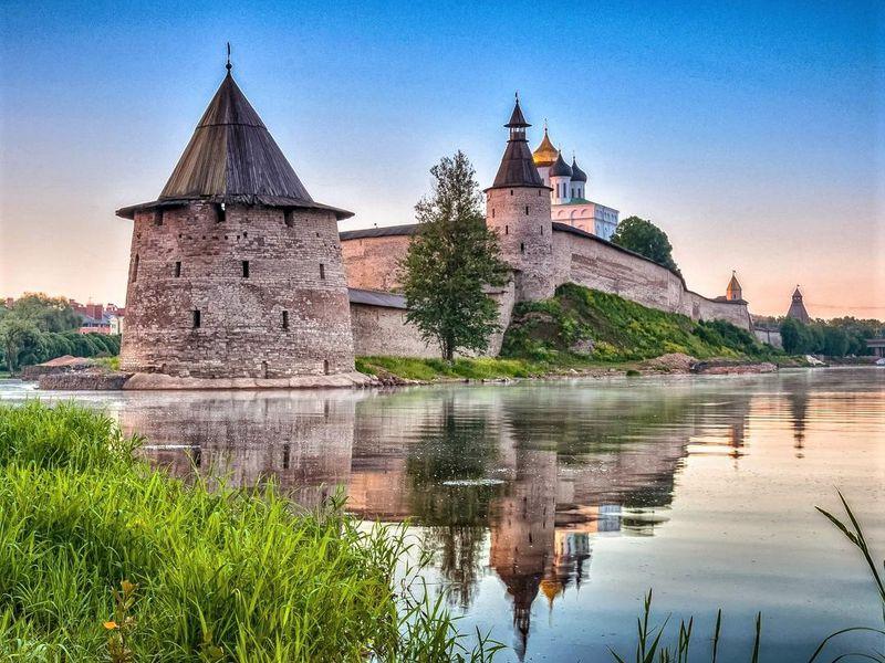 Псков и его кремль: погружение в Средневековье - экскурсия в Пскове
