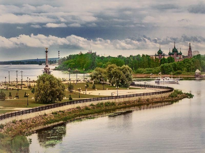 Повесть онастоящем Ярославле - экскурсия в Ярославле
