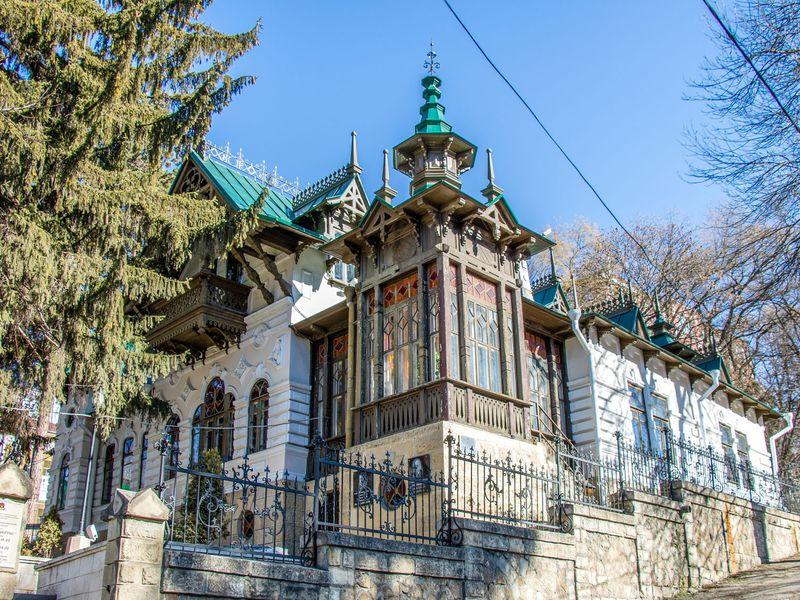 Барские дачи Кисловодска - экскурсия в Кисловодске