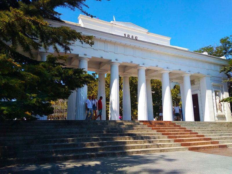 Севастополь — первое знакомство - экскурсия в Севастополе