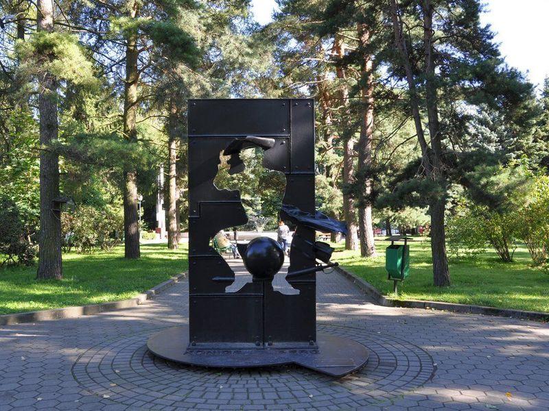 Путь Мюнхгаузена - экскурсия в Калининграде