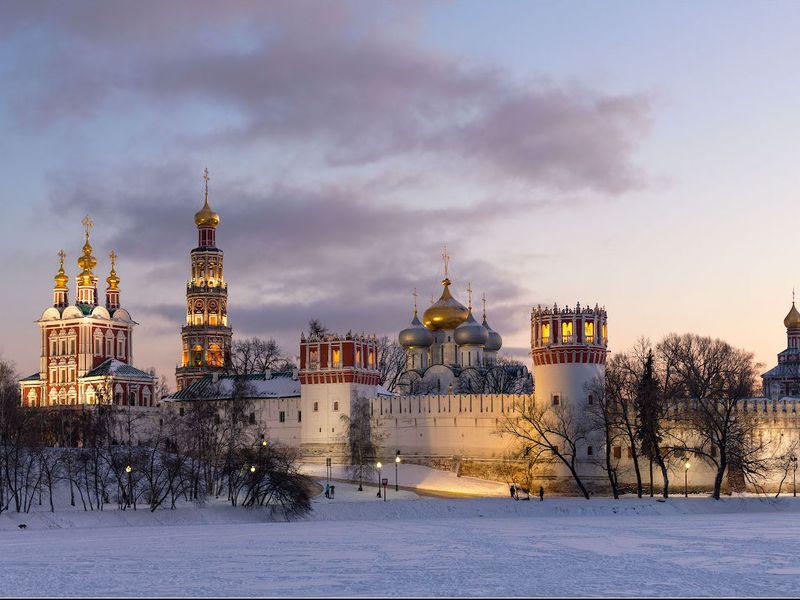 Квест для детей «Москва мистическая» - экскурсия в Москве