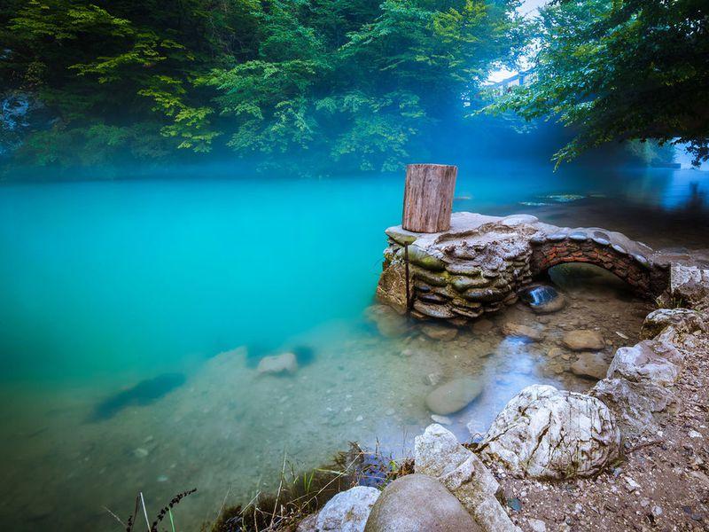 Такая разная Абхазия - экскурсия в Адлере