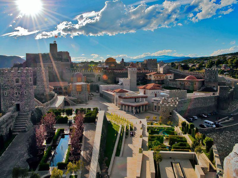 Боржоми, Рабат, Вардзия— легенды Грузии - экскурсия в Тбилиси