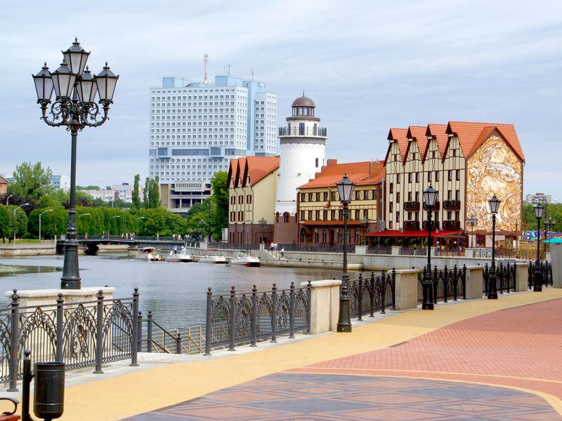 Калининград — русский город с прусской историей - экскурсия в Калининграде