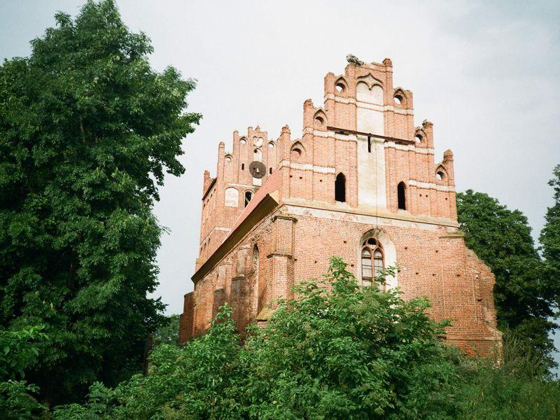 На поиски средневековых прусских городов - экскурсия в Калининграде