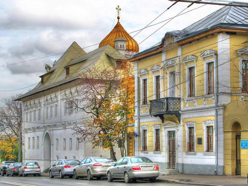 Открыть Пречистенку с детьми - экскурсия в Москве