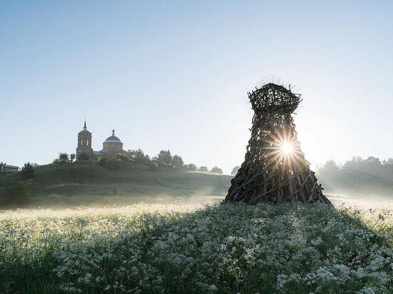 Никола-Ленивец: потропам арт-парка - экскурсия в Калуге