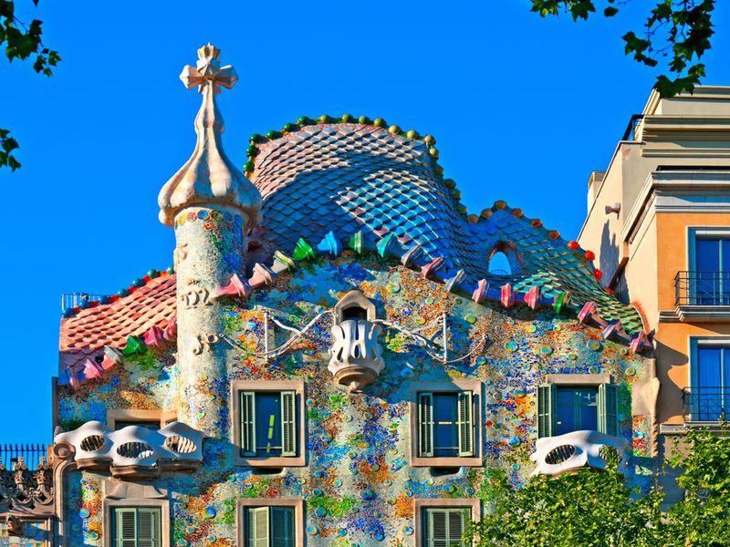 О Барселоне с любовью! - экскурсия в Барселоне