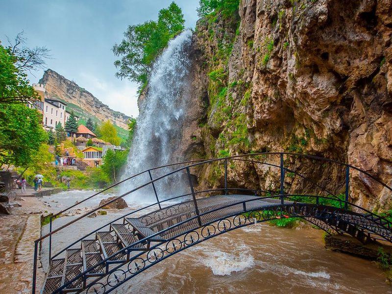 Медовые водопады, или великолепная пятерка и гора - экскурсия в Кисловодске