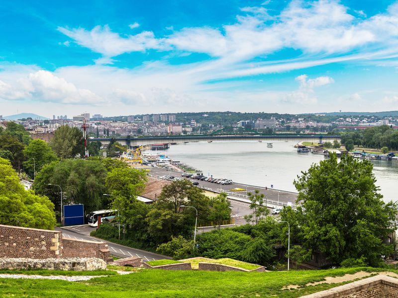 Большая обзорная прогулка по Белграду - экскурсия в Белграде