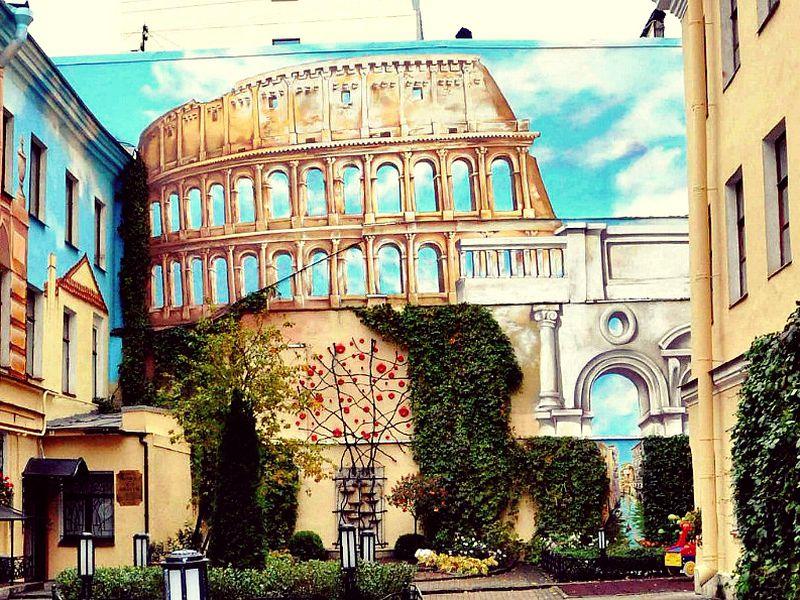 Итальянский Петербург - экскурсия в Санкт-Петербурге