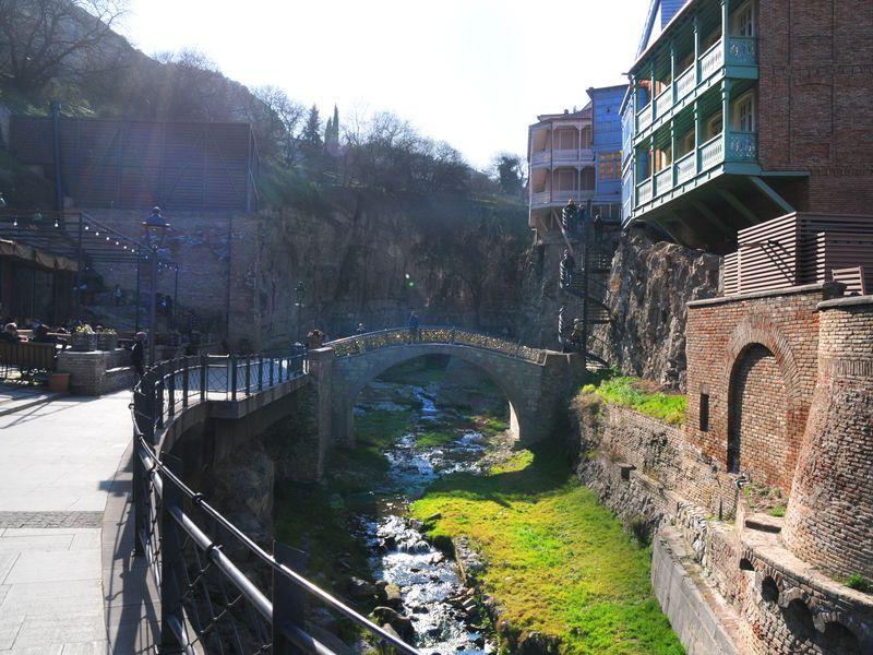 Тбилиси-Мцхета: две древние легенды - экскурсия в Тбилиси