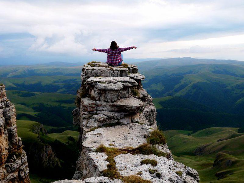 Плато Бермамыт — путешествие в «край каменных великанов» - экскурсия в Кисловодске
