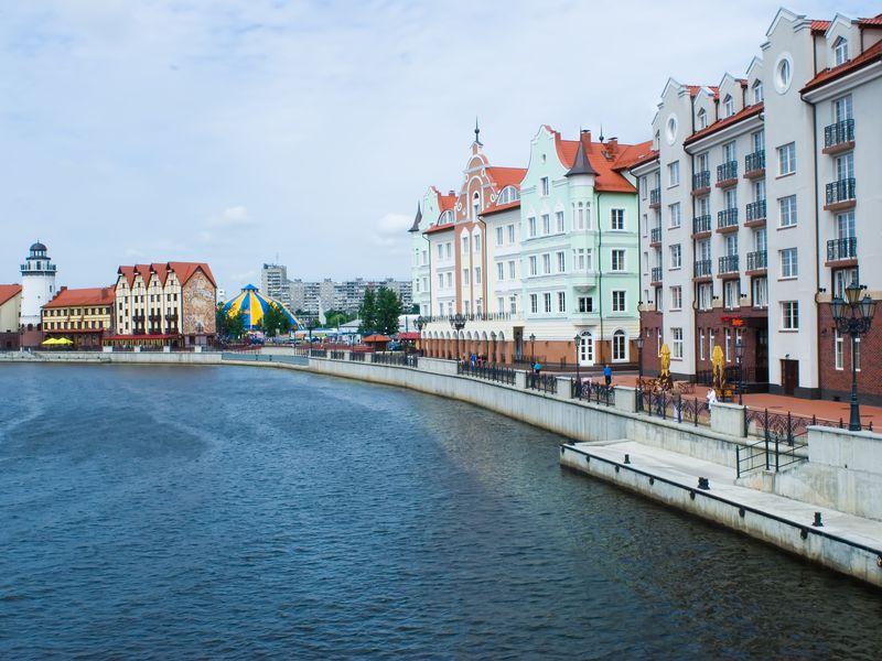Калининград на одном дыхании - экскурсия в Калининграде