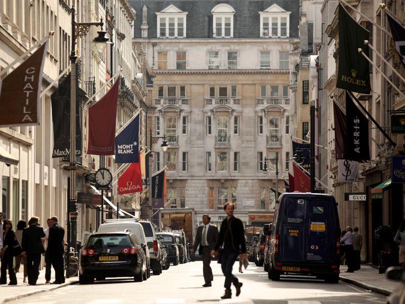 Прогулка по Mayfair - экскурсия в Лондоне