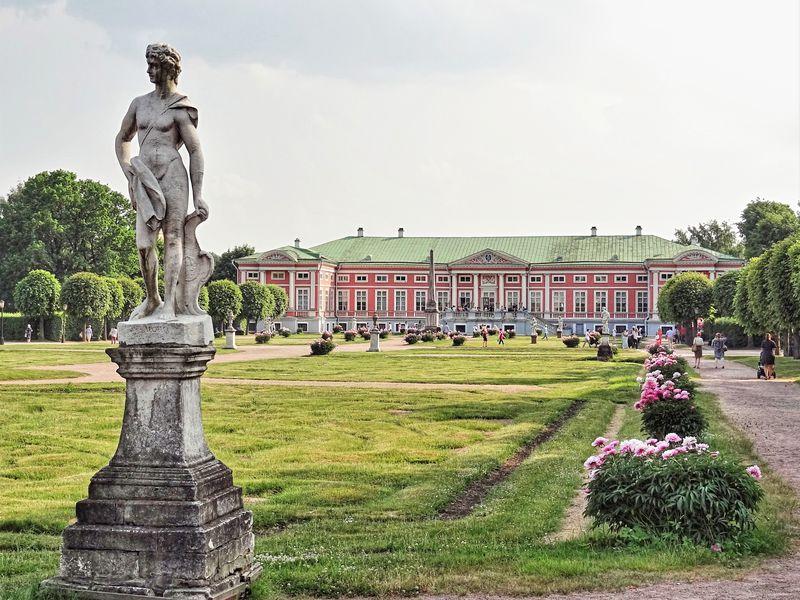 Великолепная усадьба Кусково - экскурсия в Москве