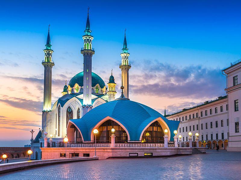 Казань, Свияжск и Иннополис на автомобиле с панорамной крышей - экскурсия в Казани
