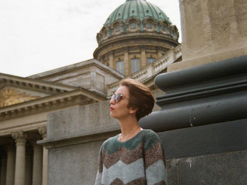 Фотопрогулка по Петербургу в стиле ретро - экскурсия в Санкт-Петербурге