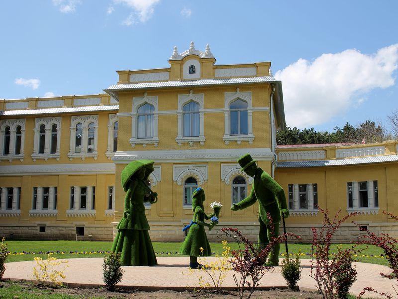 Быстрое свидание: Кисловодск за60минут - экскурсия в Кисловодске