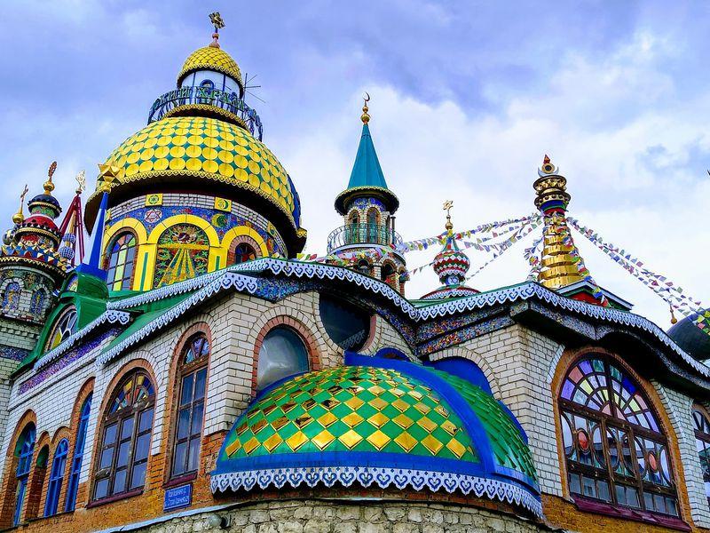 Свияжск, Иннополис и Вселенский храм - экскурсия в Казани