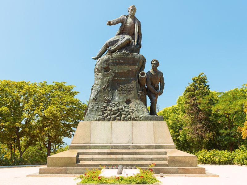 Героический Севастополь - экскурсия в Севастополе