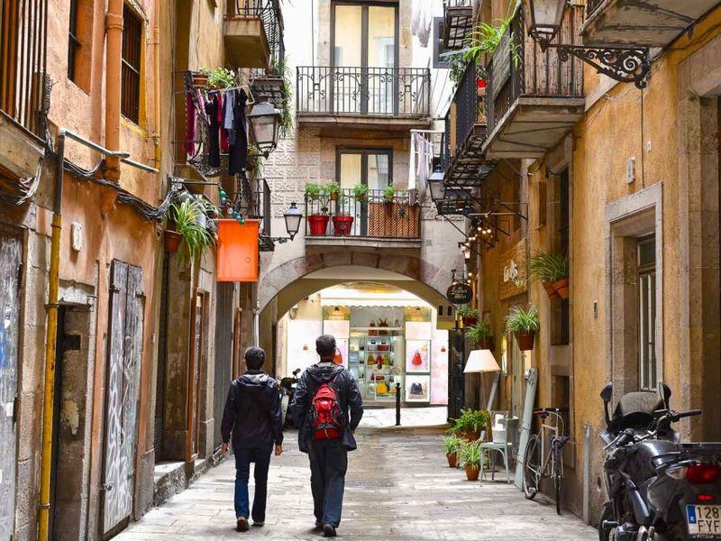 Влюбиться в Барселону за 2 часа - экскурсия в Барселоне