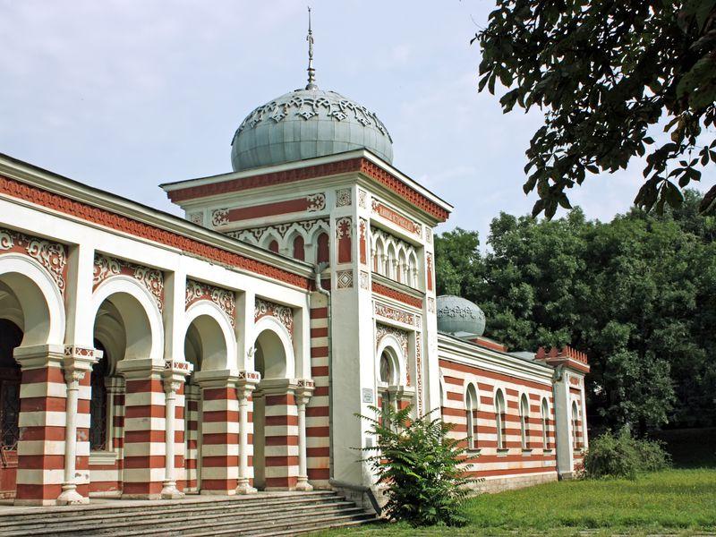 Идиллический Железноводск - экскурсия в Железноводске