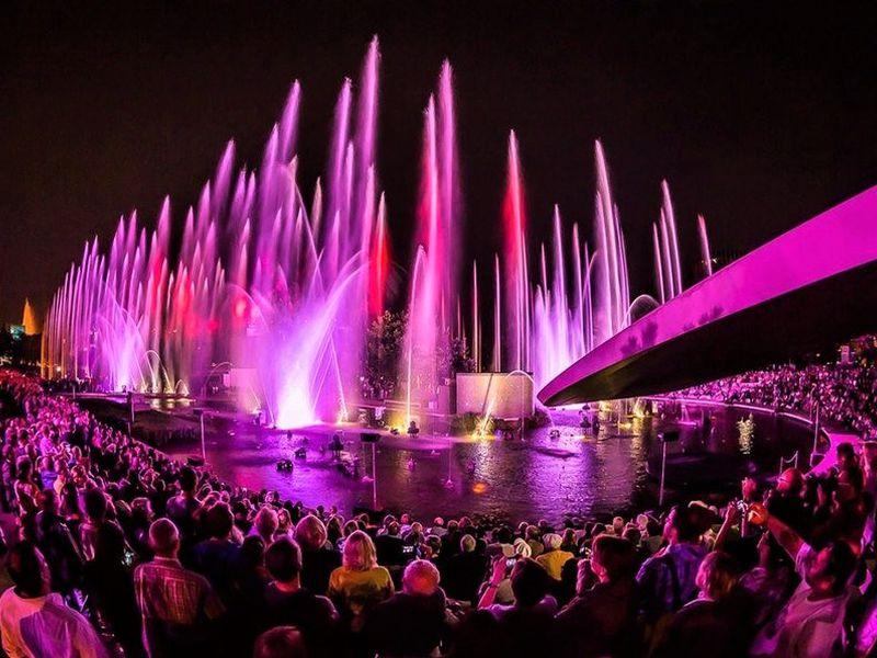 Олимпийский парк Сочи - экскурсия в Сочи