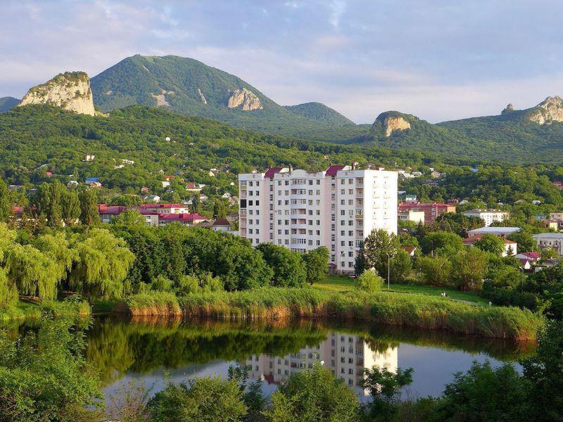И это все — Кавказские Минеральные Воды! - экскурсия в Ессентуках