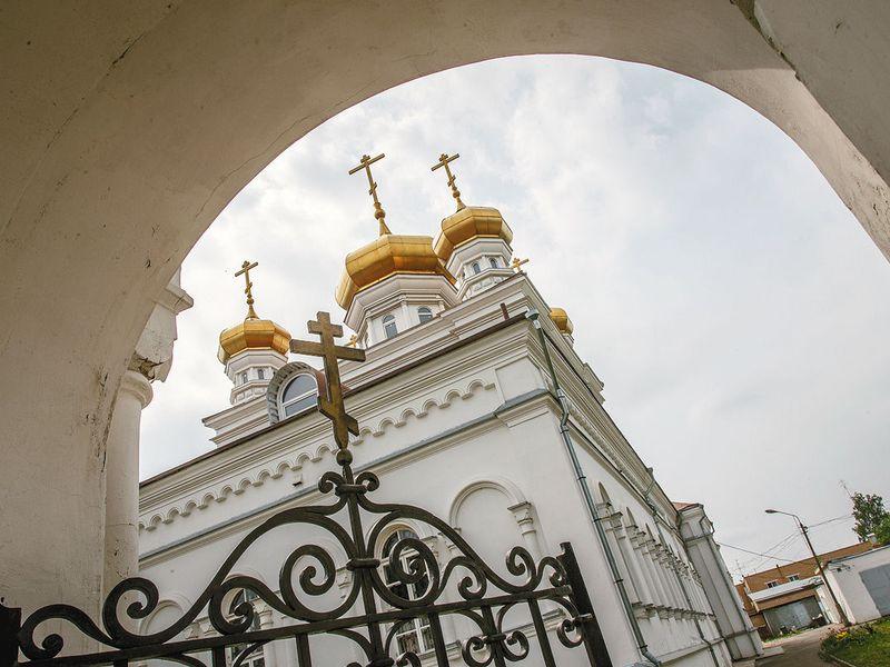 Знакомьтесь, Егорьевск! - экскурсия в Егорьевске