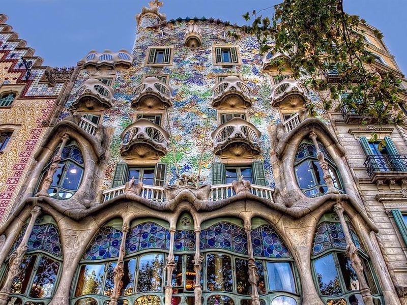 Гауди— один день наедине сгением - экскурсия в Барселоне