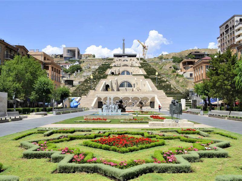 Вкусный Ереван: коньяк и сладости - экскурсия в Ереване