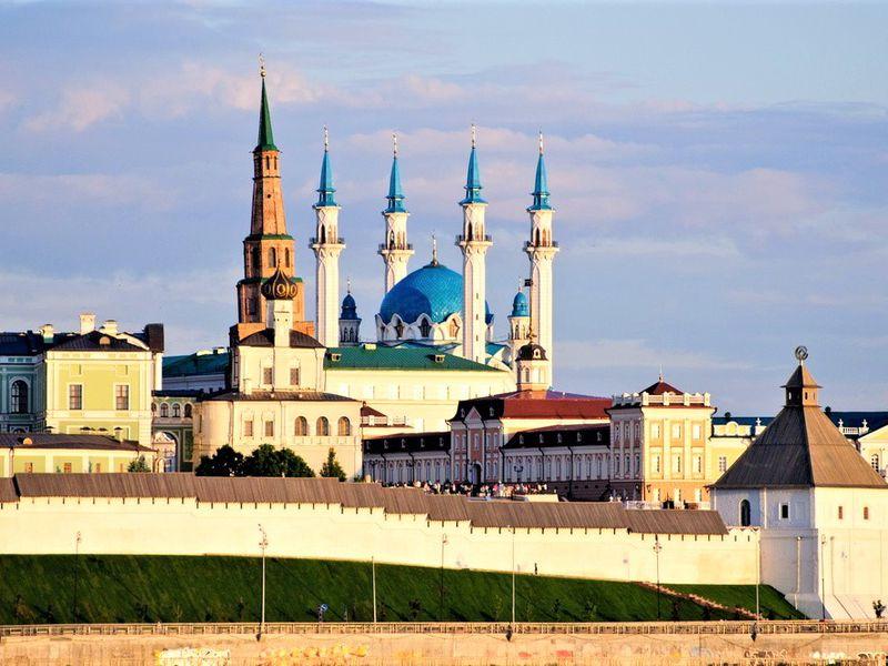 Групповая экскурсия «Большое знакомство сКазанью» - экскурсия в Казани