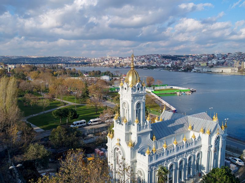 Православный Стамбул: живоносные источники Константинополя - экскурсия в Стамбуле