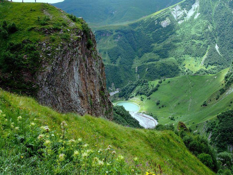 Душа Казбека — Гергетская Троица - экскурсия в Тбилиси
