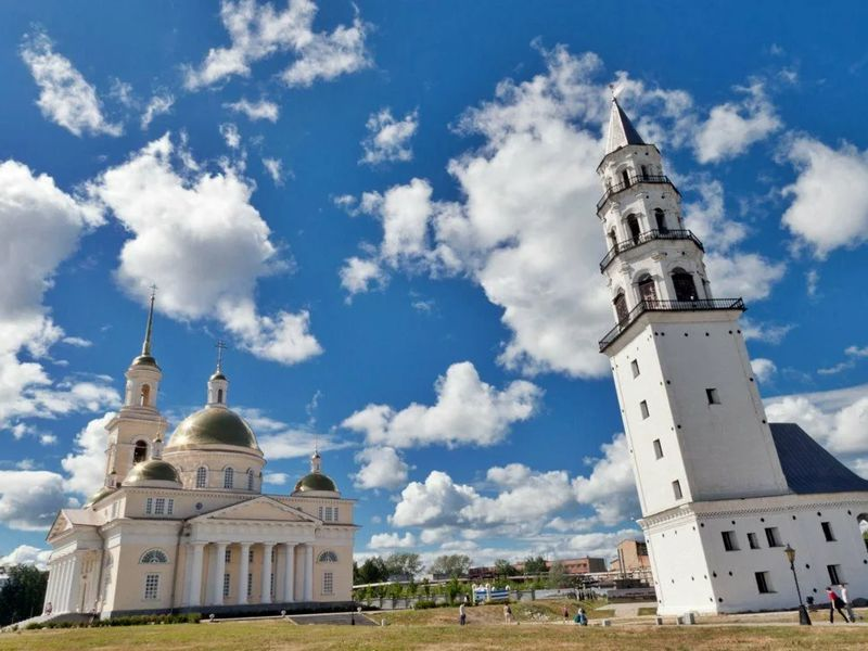 ИзЕкатеринбурга — вНевьянск - экскурсия в Невьянске