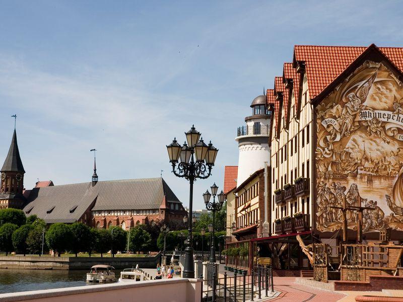 Сказочный Кенигсберг в образах Гофмана - экскурсия в Калининграде